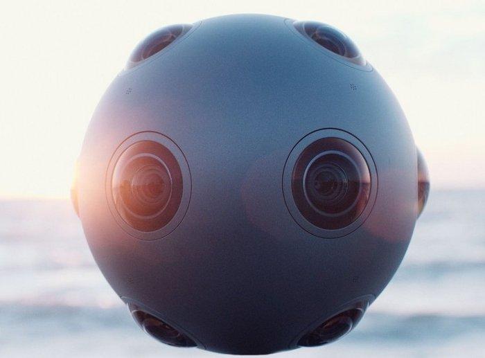 nokia-ozo-cámara-vr