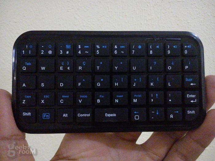 Mini Teclado bluetooth Key Pal Acteck-1
