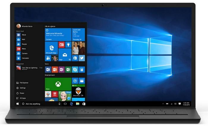 Oficial: Windows 10 ya está instalado en 75 millones de dispositivos en 192 países