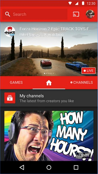 youtube-gaming-android