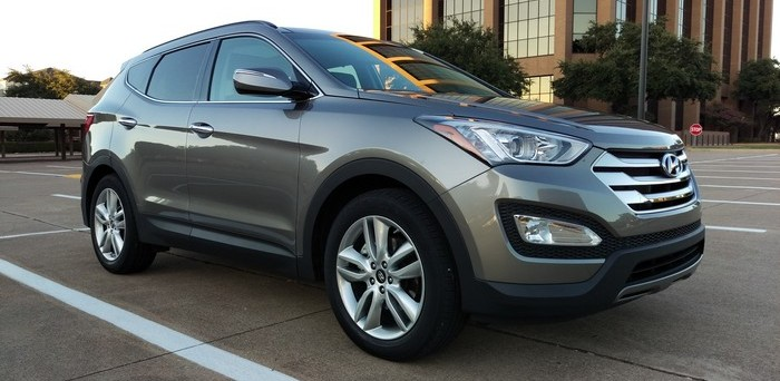Hyundai Santa Fe Sport 2.0 T 2015