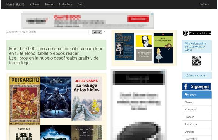 planetlibro eBooks gratis