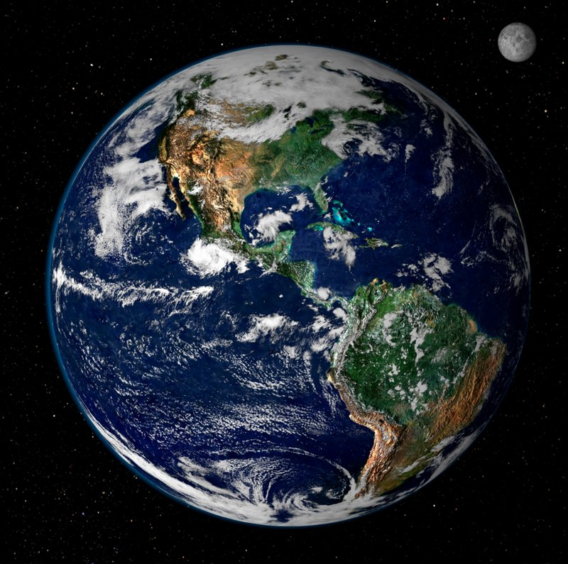 Imagen cortesía NASA