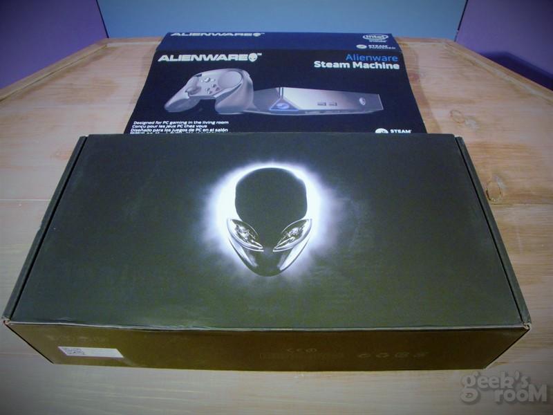 Alienware Steam Machine: unboxing y mi primera impresión #SteamMachine #AWSMFirstLook