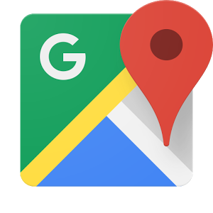 Google Maps Icon...G-logo Transparent