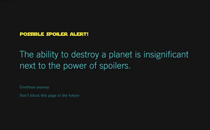 force-block-the-star-wars-spoiler-blocker-chrome-extension
