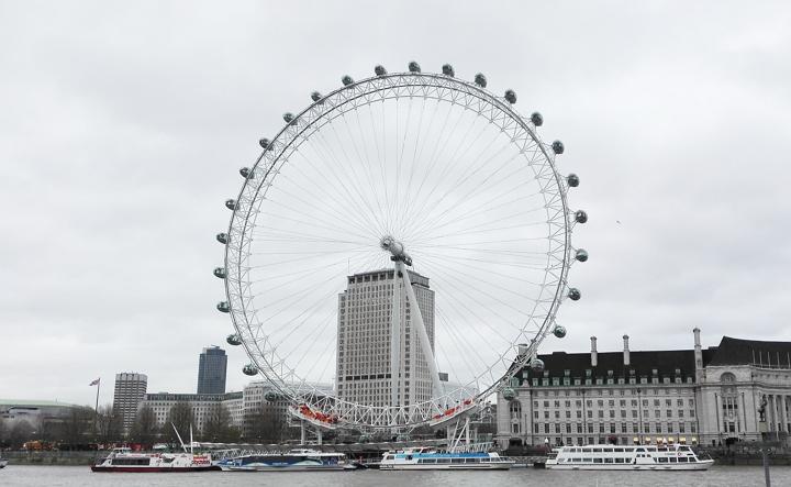 The London Eye - Imagen Geek's Room