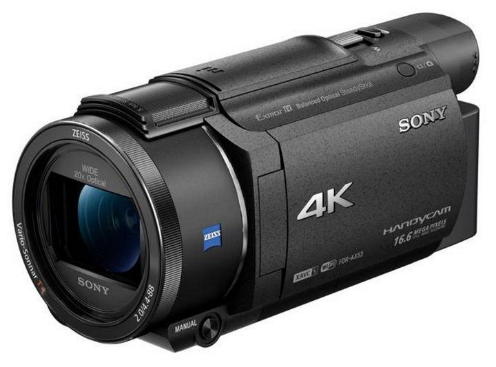 FDR-AX53-sony-handycam