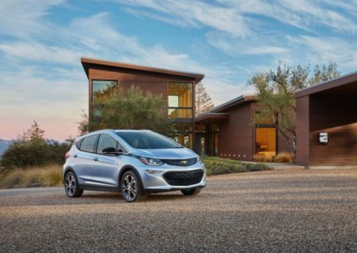 Imagen cortesía Chevrolet
