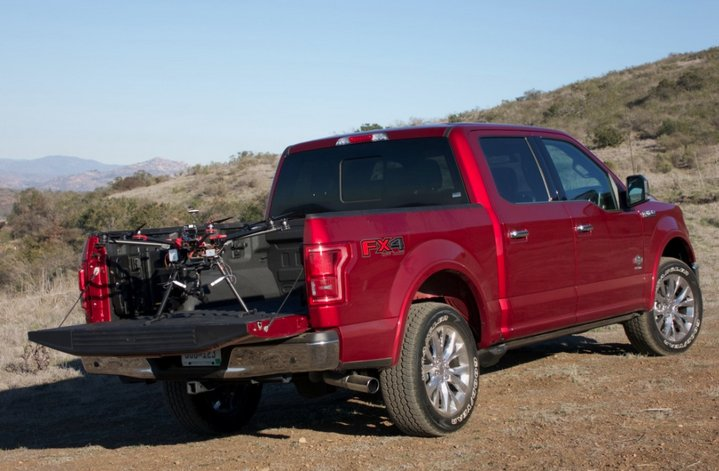 ford-f-150-drone