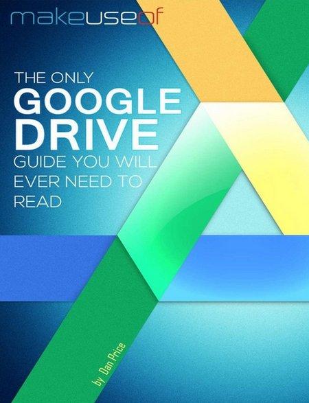 Google Drive Guide, guía muy completa y gratis sobre el servicio de alojamiento en la nube de Google