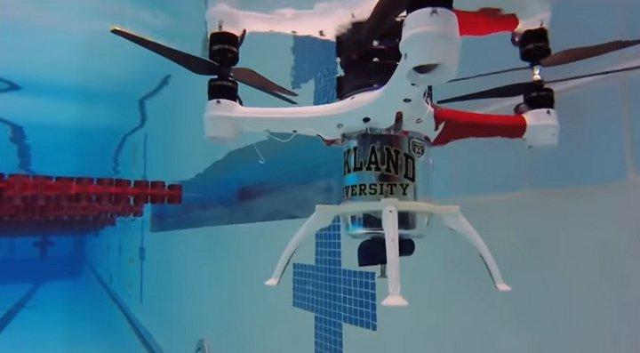 loon-copter-oakland-university-underwater