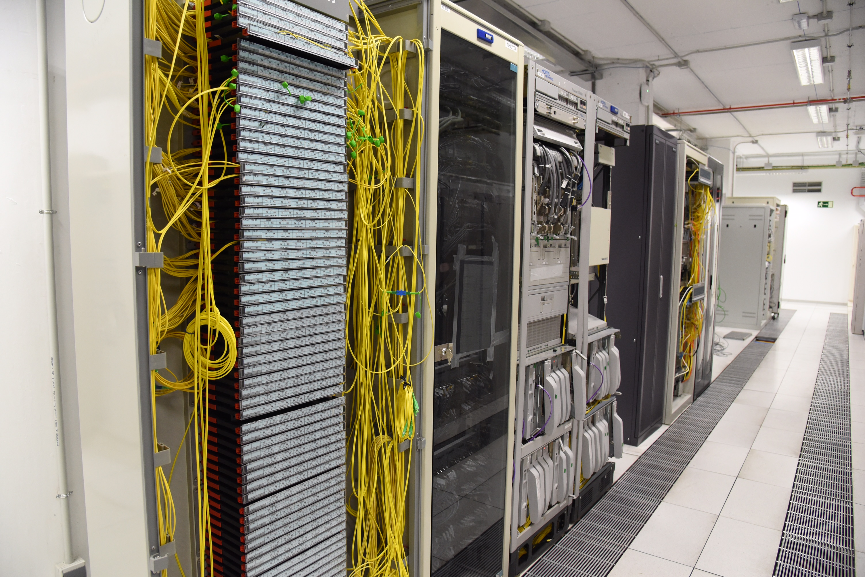 Telefónica presentó su nuevo centro de pruebas de nuevos servicios