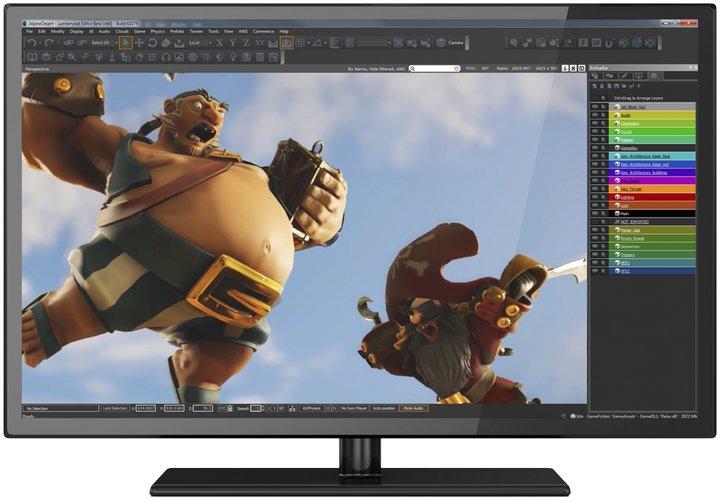 Amazon anuncia Lumberyard, un motor 3D gratis y open source, para desarrolladores de juegos AAA