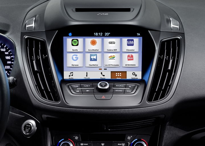ford-kuga-sync-3-apps