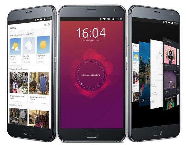 Canonical anuncia lanzamiento global del smartphone Meizu Pro 5 Ubuntu Edition #MWC2016