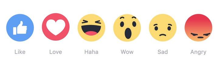 Qué sucederá con la feed de noticias de Facebook a partir de la introducción de Reacciones