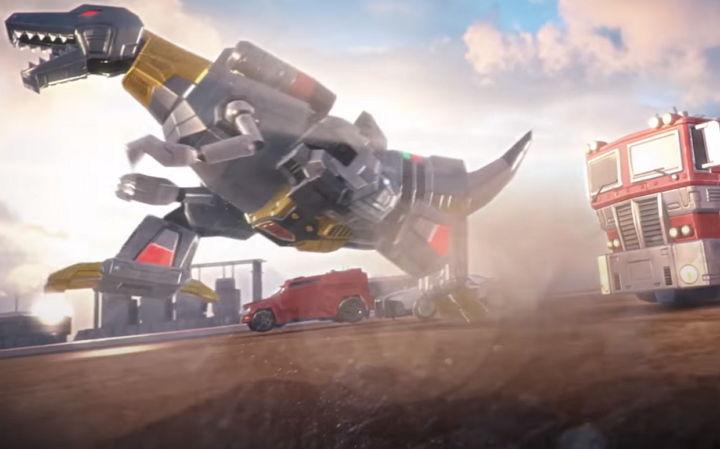 Hasbro anuncia el juego Transformers: Earth Wars, gratis para Android e iOS