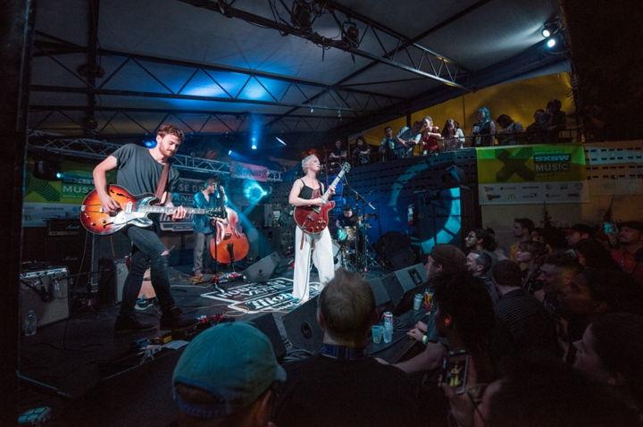 Imagen cortesía SXSW Music Festival