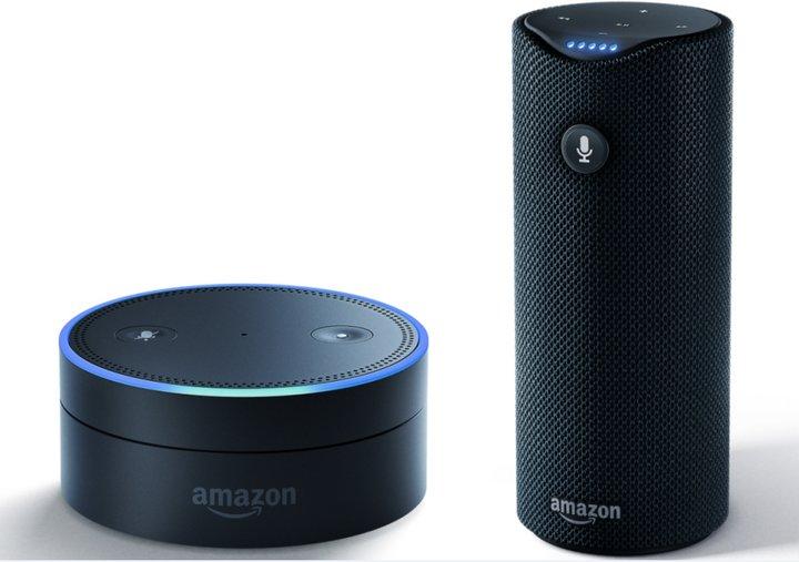 Amazon Echo - Tap - Dot