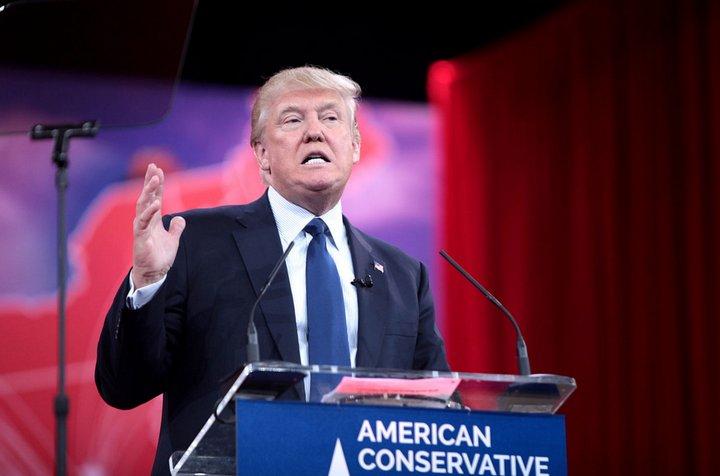 DJ Trump [Web-Android] te permite crear un vídeo en donde Donald Trump dice lo que tu quieras