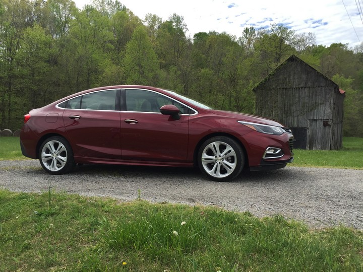 2017 chevy cruze diesel manual
