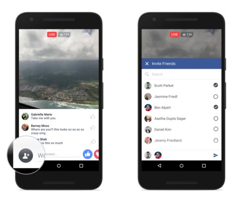 facebook-live-invite-friends