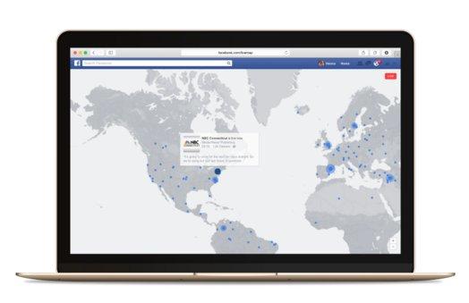 facebook-live-map
