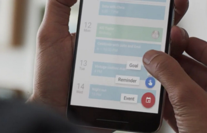 Calendario de Google introduce Metas (Goals) y te ayuda a cumplirlas