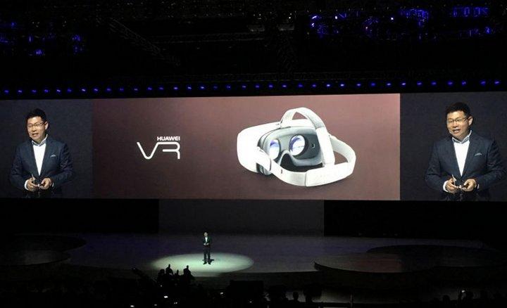 Huawei anuncia sus primeras gafas de realidad virtual