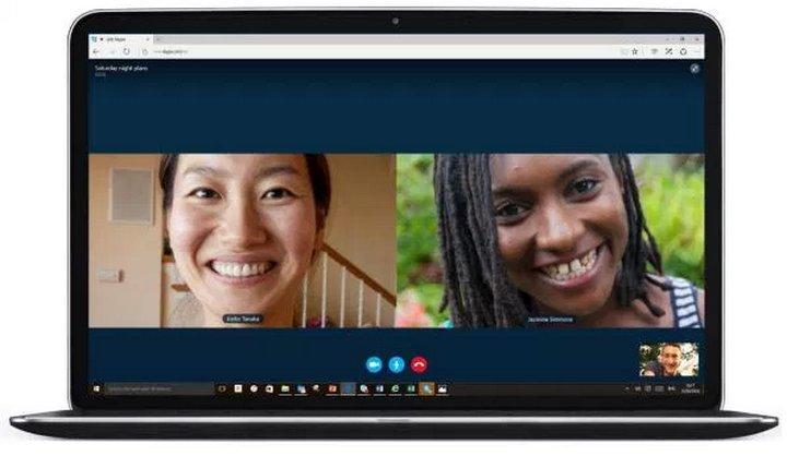 Skype Web ya no necesita plugin en Microsoft Edge