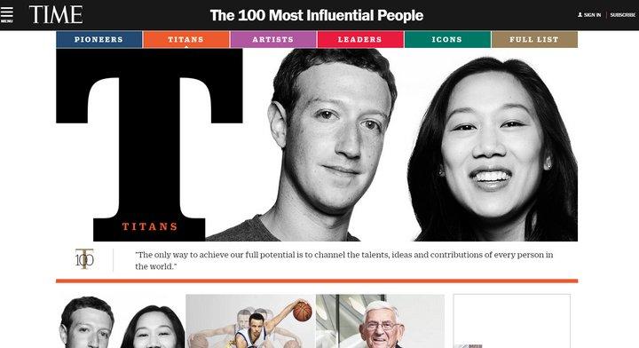 Las 100 personas más influyentes del 2016, entre ellos Sundar Pichai, Mauricio Macri, Tim Cook y Leonardo DiCaprio