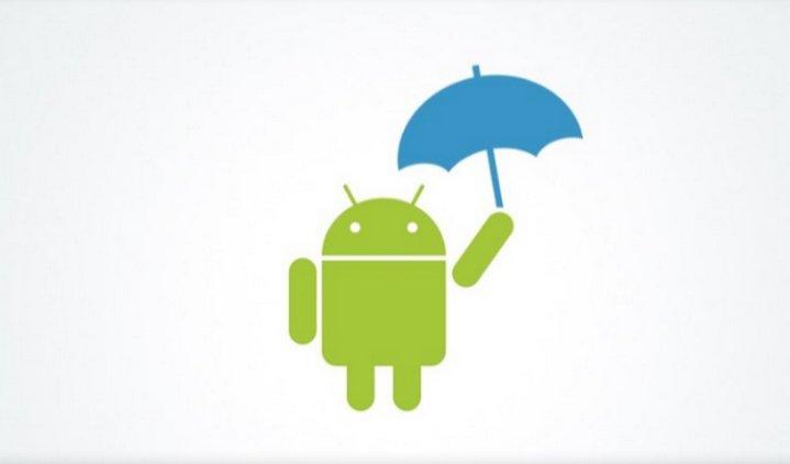 Una de las mejores aplicaciones iOS sobre el estado actual y pronóstico del tiempo ahora en Android
