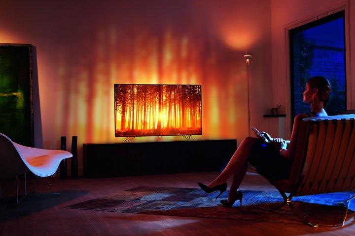 """Algunos TVs de Philips (2015-2016) se podrán convertir en """"consolas"""" de vídeo juegos con Gamefly"""