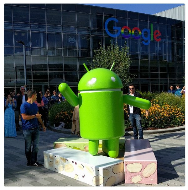 android-nougat-google-headquarters