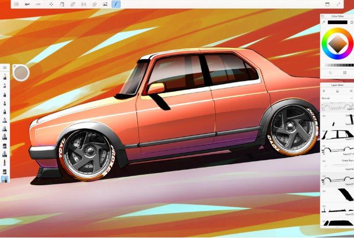 AutoDesk SketchBook para Windows 10, app de dibujo ya disponible para todos y gratis