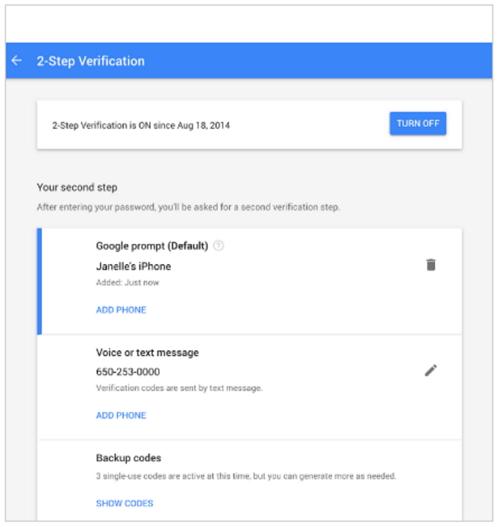 google-prompt
