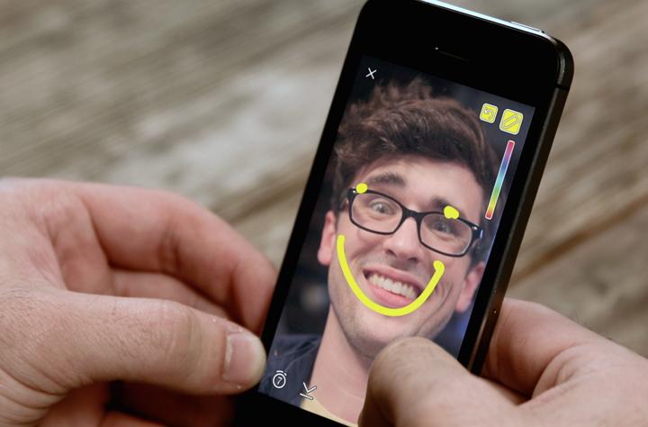 Cada vez son más los adultos mayores de 35 que utilizan Snapchat