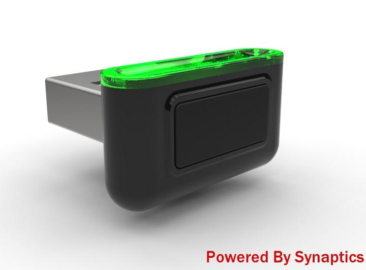 Synaptics anuncia nuevo lector de huellas dactilares USB para cualquier PC