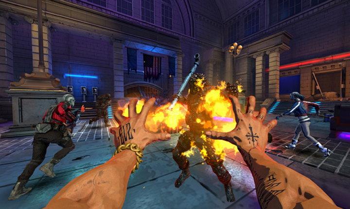 Warner Bros lanza el juego Escuadrón Suicida, gratis para Android/iOS