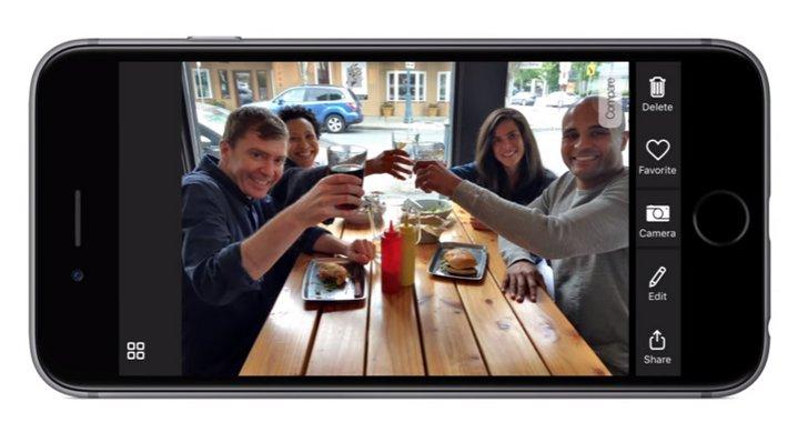 Microsoft Pix permite capturar imágenes casi perfectas en iPhone