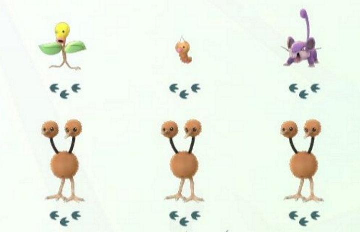 Pokémon Go 3 pasos