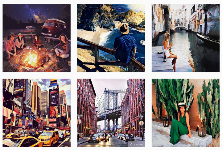 La popular app Prisma ya disponible para todos en Android