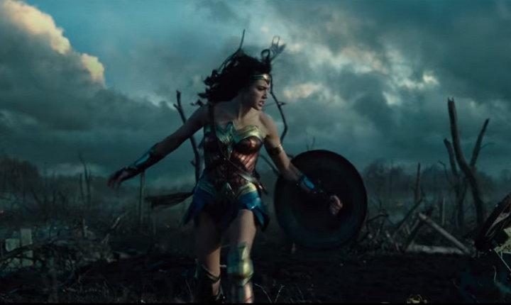 Warner Bros presentó el primer tráiler de Wonder Woman