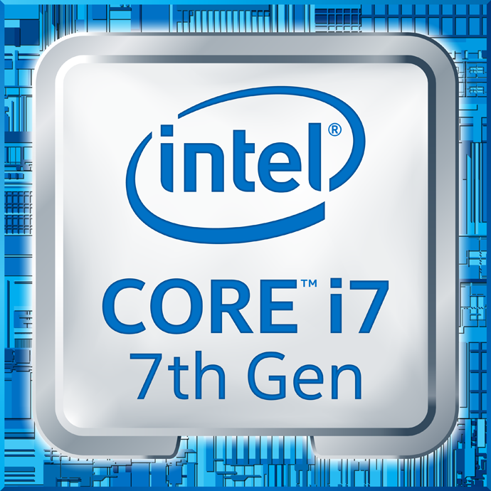 7º Generación de procesadores Intel Core