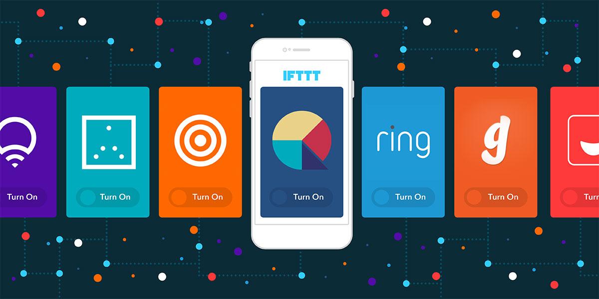 Las recetas de IFTTT ahora se podrán integrar en aplicaciones de terceros