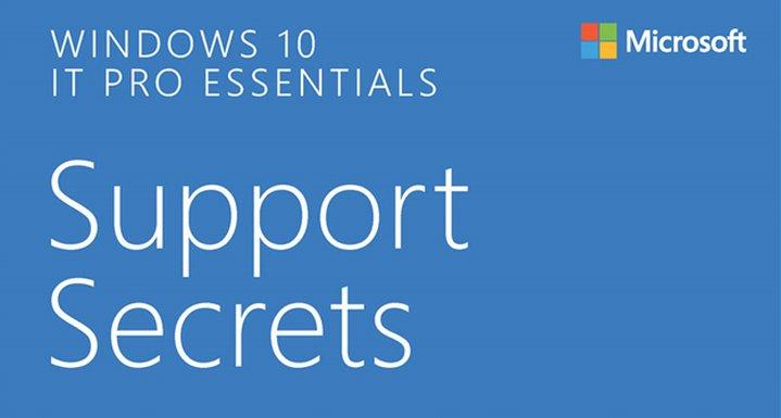 """Si son el """"IT de la familia y amigos"""", lean este eBook gratis de Microsoft sobre Windows 10"""