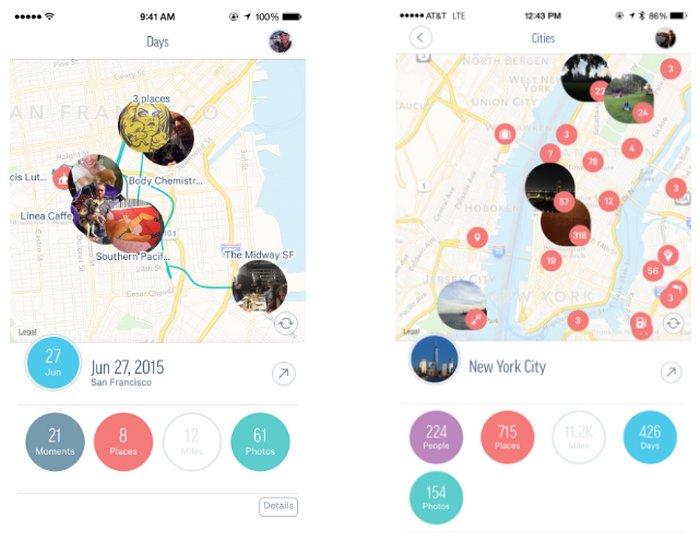Fabric cataloga en forma automática tus experiencias diarias e interacciones