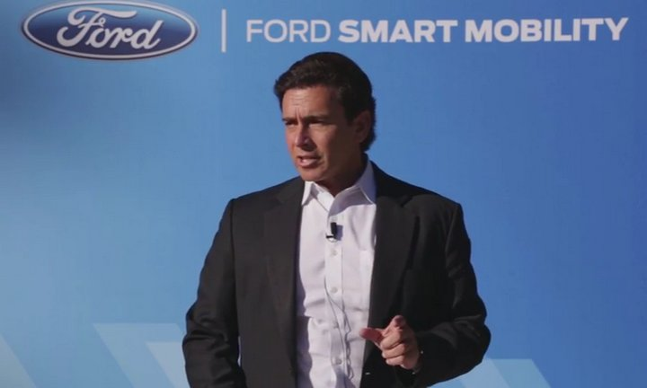 Mark Fields CEO President Ford