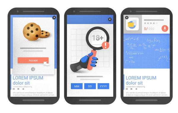 Google - Páginas Móviles